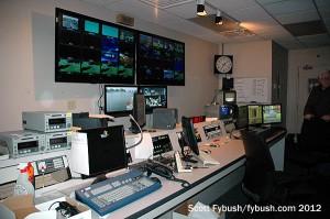 WIVB control room