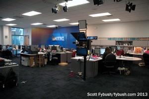 KTTC/KXLT newsroom