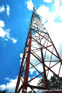 WBLQ's tower