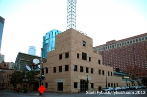 The WCCO-TV building