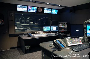 Another WEPN control room...