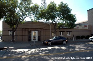 The KELO radio building