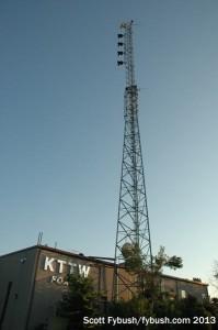 KTTW's studio/KSFS 90.1 transmitter