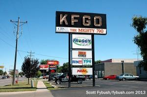 The KFGO cluster