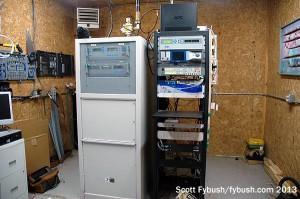 KVSC transmitter room
