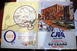 A bit of CJBQ history