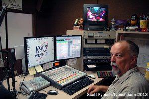 WKVI's main studio
