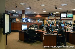 WTHR newsroom