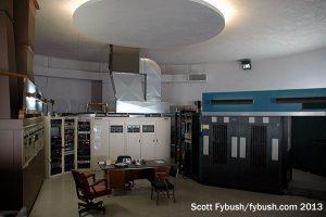 The WFED 1500 transmitter