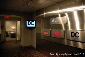 The WMAL/WRQX lobby