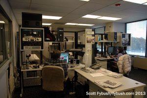 WMAL newsroom
