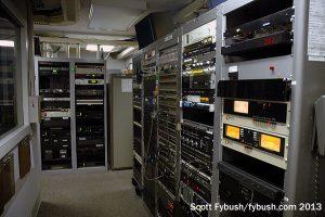 WMAL rack room