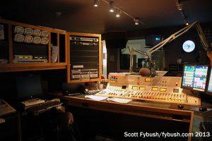 WRQX studio