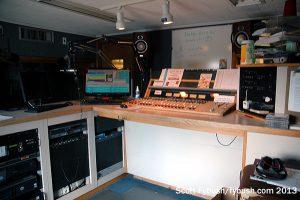 WBYN's main studio