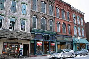 WEBO in downtown Owego