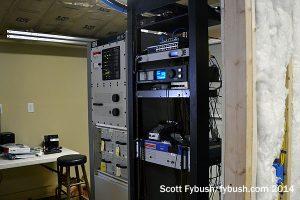 WEBO's transmitter