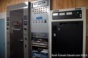 WNPV's transmitters