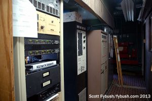 WTVB transmitters