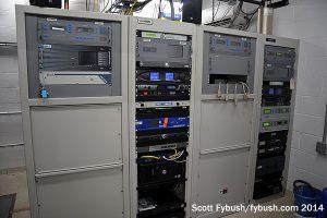 WXPN's new transmitter