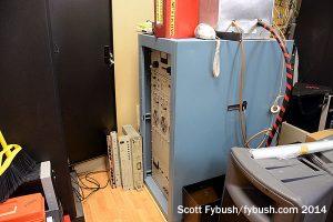 WGVA's transmitter