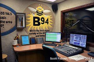 WKBI studio