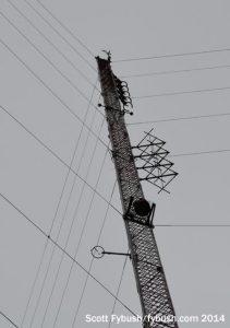 WKBI-FM antennas