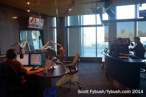 AM640 studio
