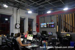 CFRB newsroom