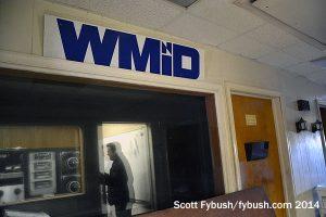 Old WMID hallway