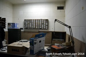 An old WMID studio