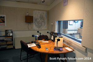 NCPR talk studio