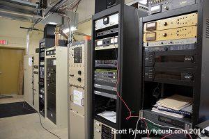 WGNR transmitters