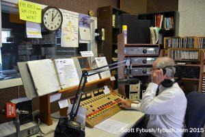 WENT's main studio