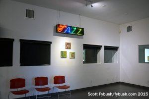 Lobby/art gallery