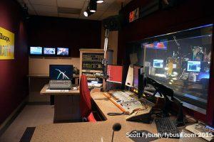WLYF news booth