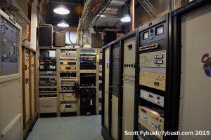 WLYF's transmitters