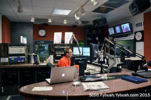 WMXJ studio