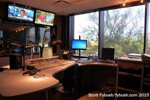 Former 98.7 studio