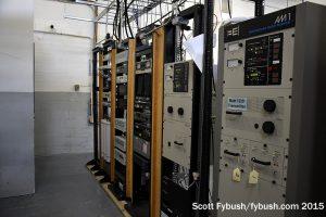 WBZT's transmitter