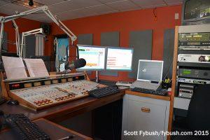 WLDI's studio