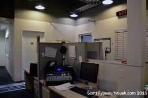 KXNT newsroom