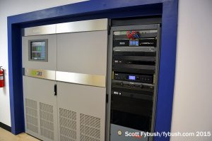 WAJI's new transmitter