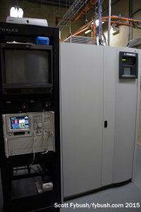 WUPW's digital transmitter