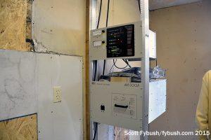 WAMW 1580 transmitter