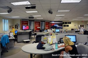 WEHT/WTVW newsroom