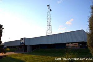 WEVV's new building
