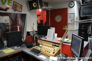 The MOVIN' studio