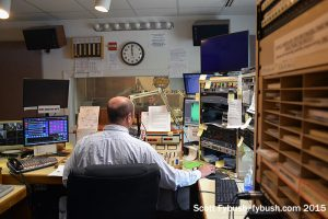 WPTF control room