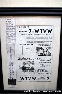 WTVW history