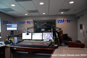 WSTR studio